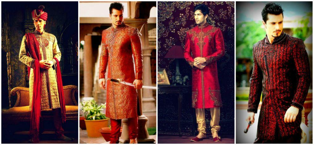 Manyawar wedding Sherwani collection for men