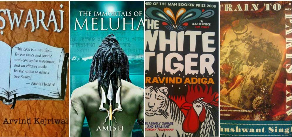 best indian author books to read