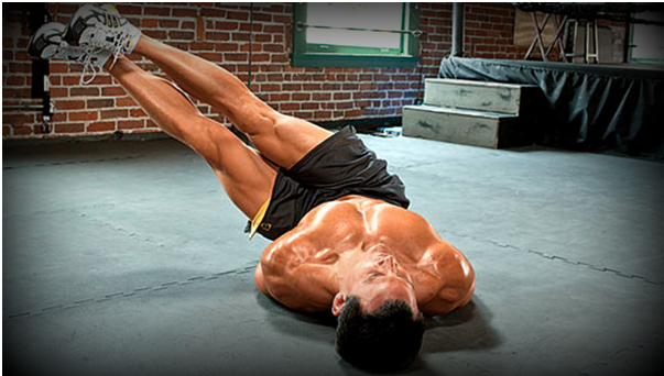 Windshield wipers - exercises to get 6 pack abs