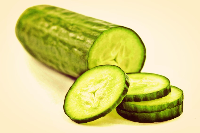 Apply Cucumber Juice