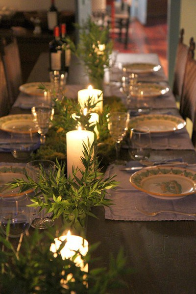 Christmas Decoration Ideas For Home Dining