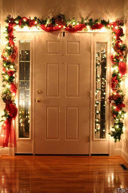 Christmas Decoration Ideas Main Door