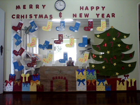 Merry-Christmas-School-Office-Decoration