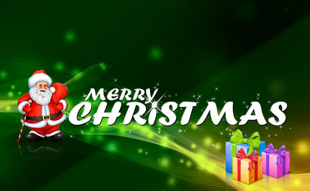 Merry Christmas Wishes HD Wallpaper Download