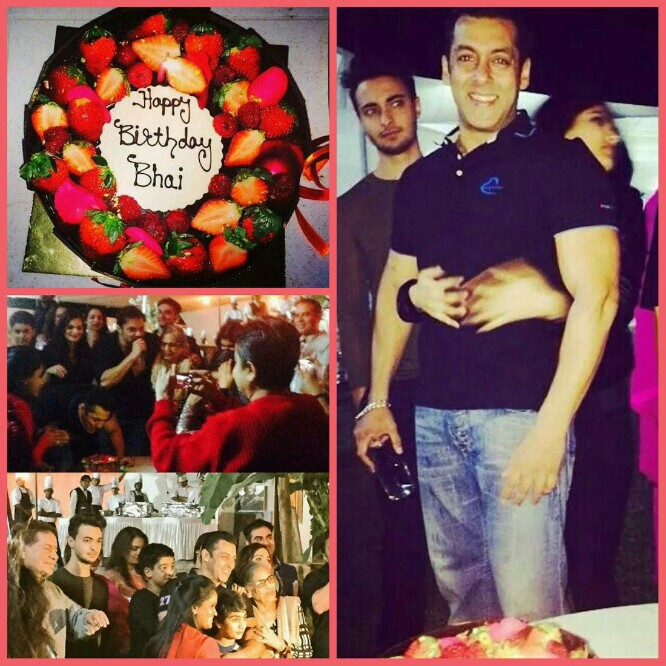 Salman Khan Birthday Exclusive pics
