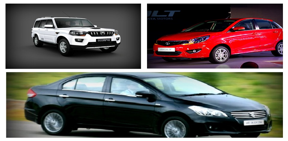 Cars to buy in India 2015