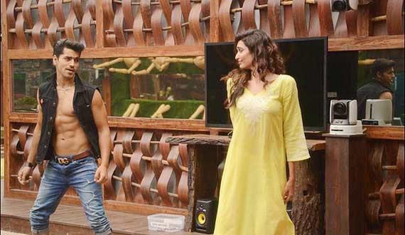 Gautam Gulati and Karishma Tanna