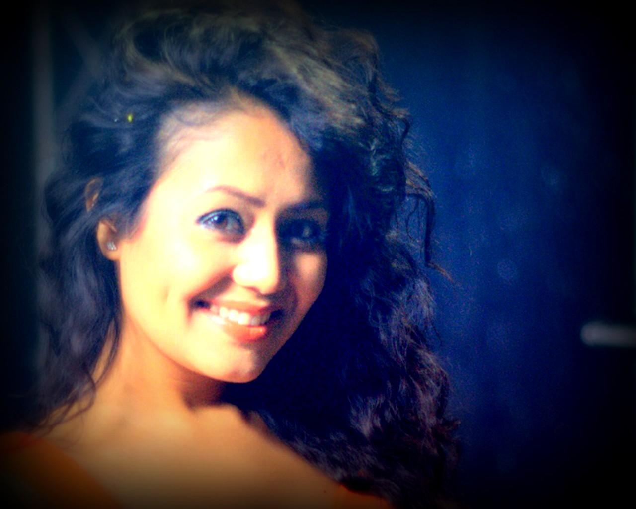 Neha kakkar Singer cute smile