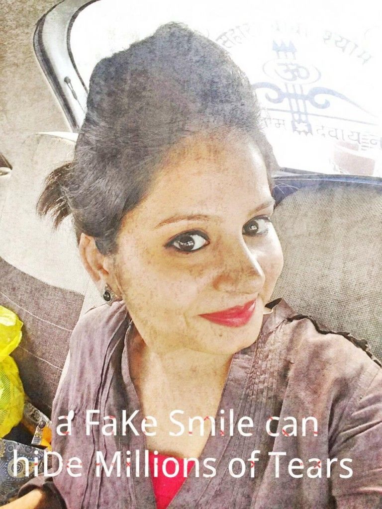 A fake Smile Quotes