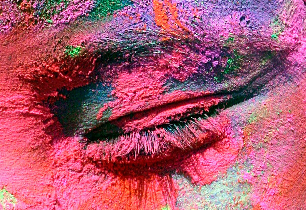 Amazing Holi Photography