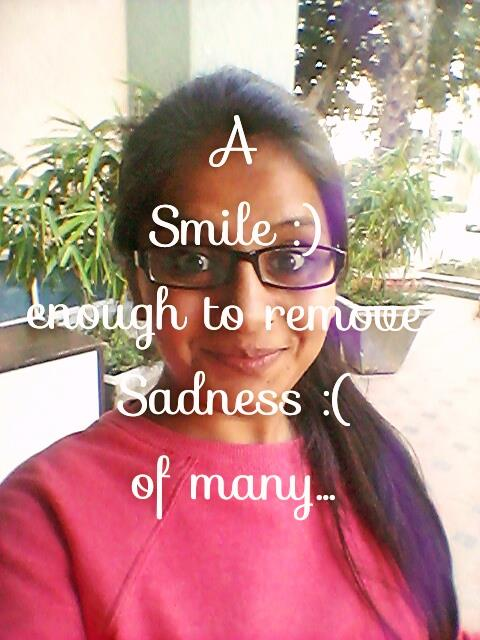 Beauiful Smile Quotes Images