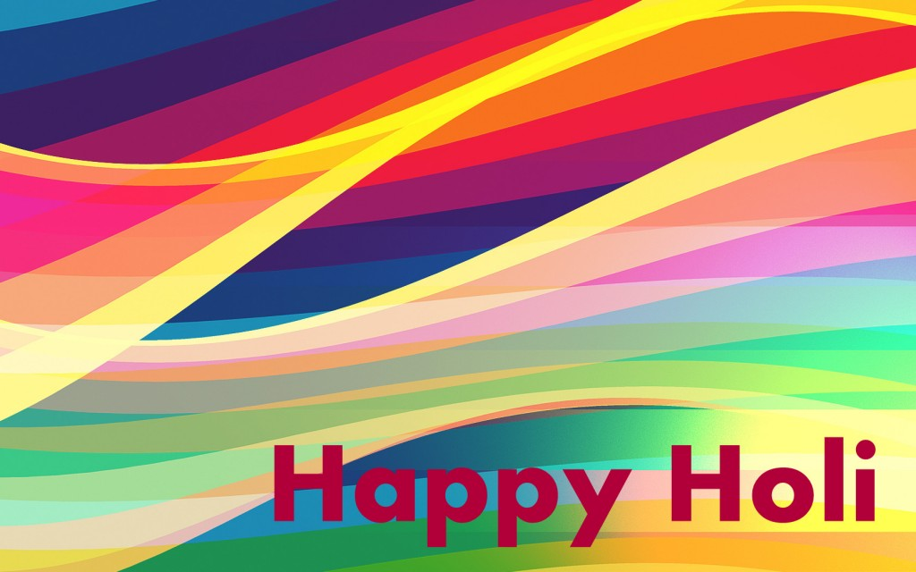 Colorful Holi Hd Wallpaper