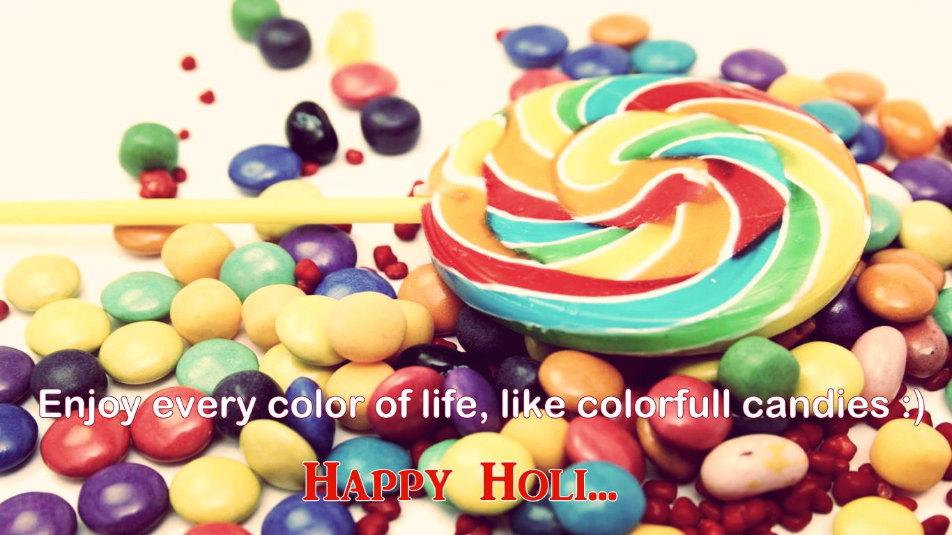 Happy Holi Wishes and Wallpaper 2016 Download