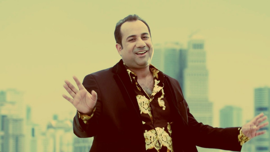 Famous songs by Rahat Fateh Ali Khan