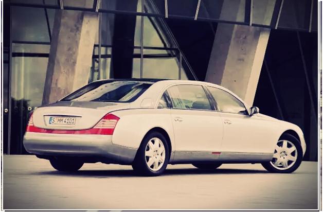 Mercedes – Benz Maybach