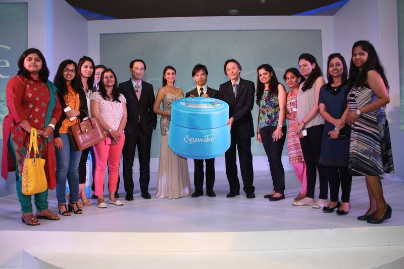 Kose Spawake Launch Delhi Beauty Bloggers With Aditi Actress