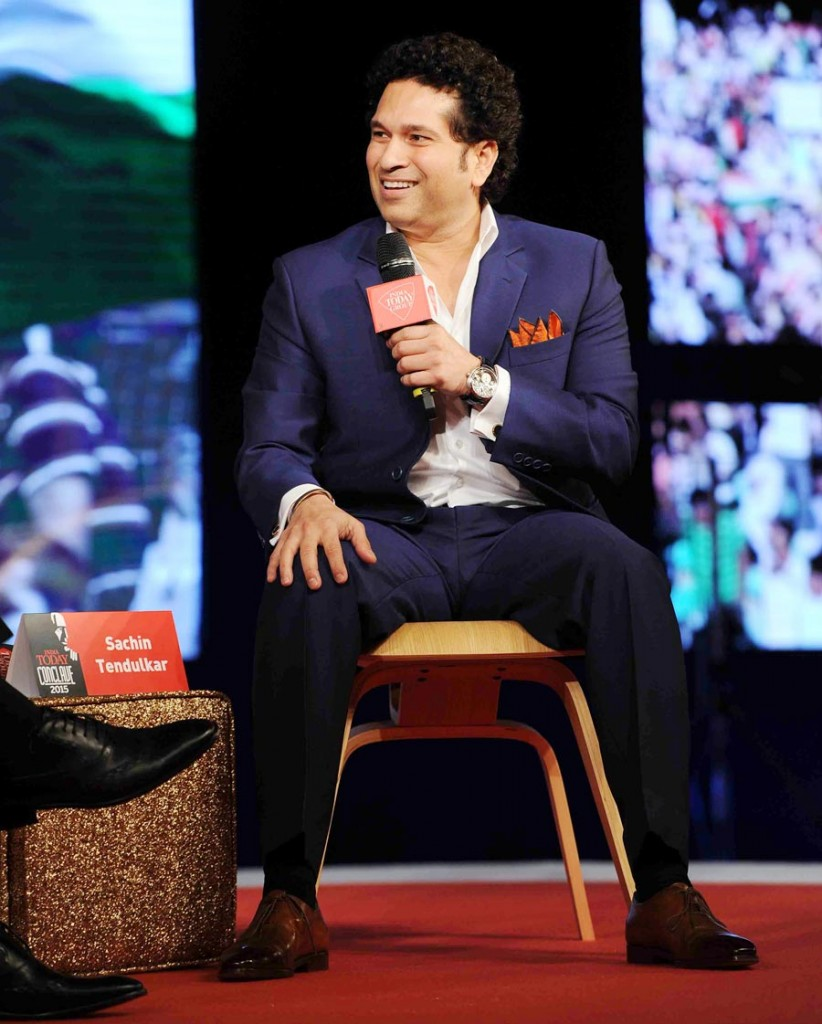 Conclave Keynotes by Sachin