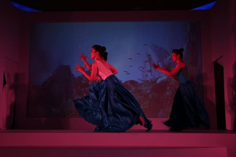 Dance Performance At Hyaat