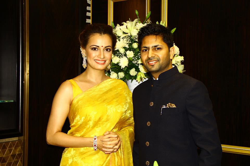 Dia Mirza at Sunar Launch