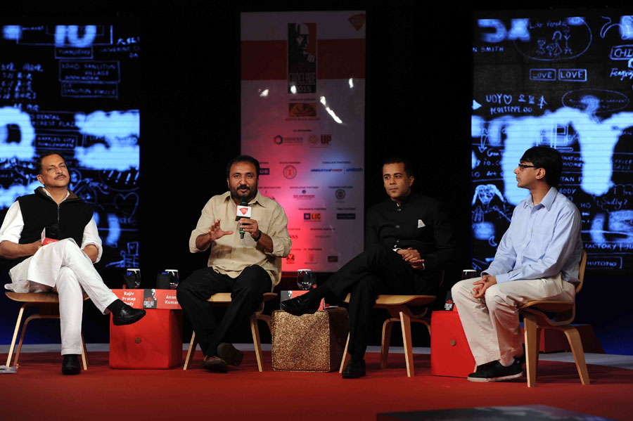 India Today Conclave 2015 Young and Educated