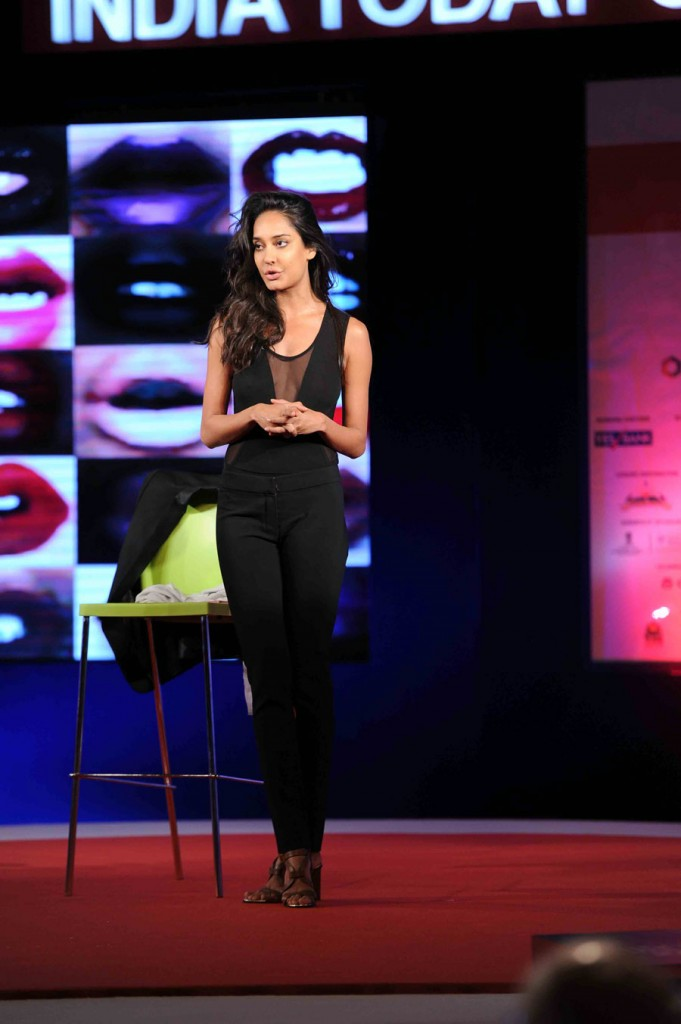 Lisa Haydon at Conclave 2015