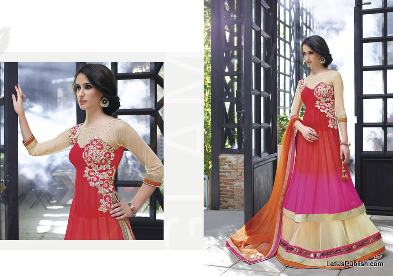 Designer Lahenga Choli collection 2016