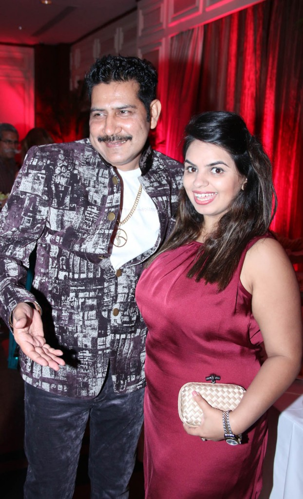 Singer Shankar Sahni and Nikita Khattar at SUnar Launch