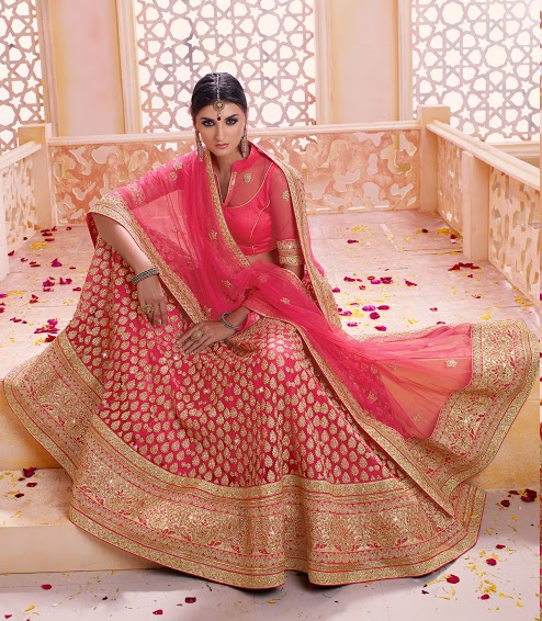 Triveni Lahenga Choli Collection Images