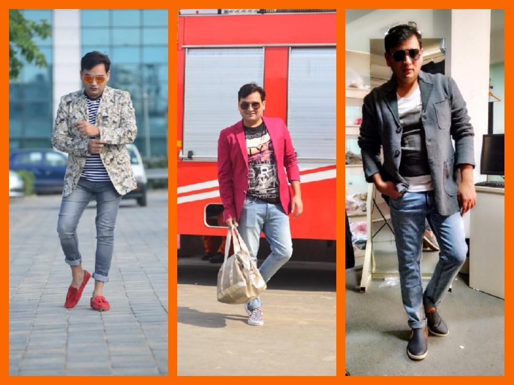 Anuj Lalwani Fashion Designer