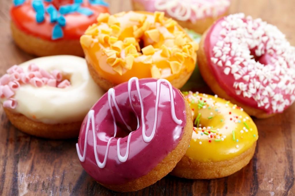 Yummy DoughNuts Photography
