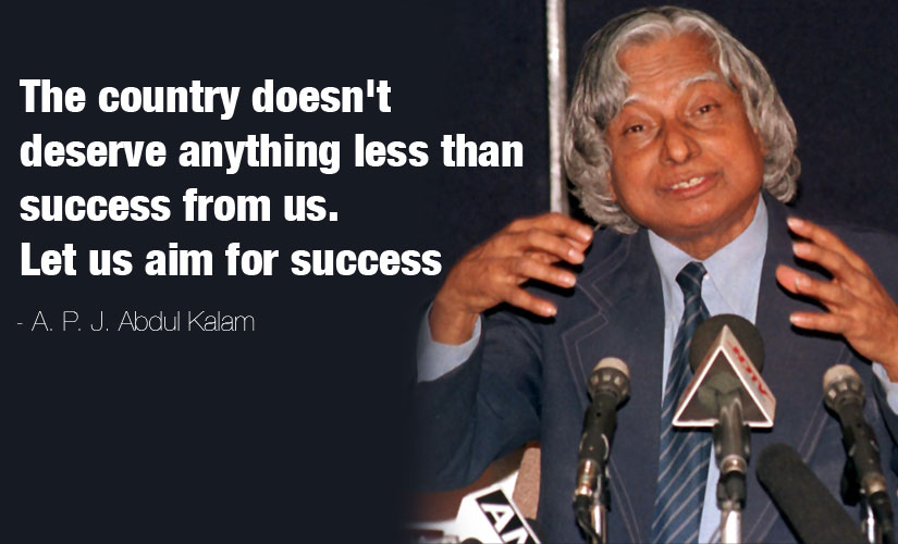 Abdul Kalam Quotes on Nation