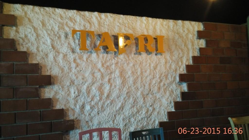 Cafe Tafri Sec 14 Guraon