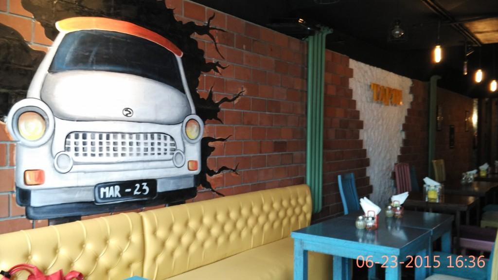 Cafe Tafri Sec 14 Gurgaon Reviews