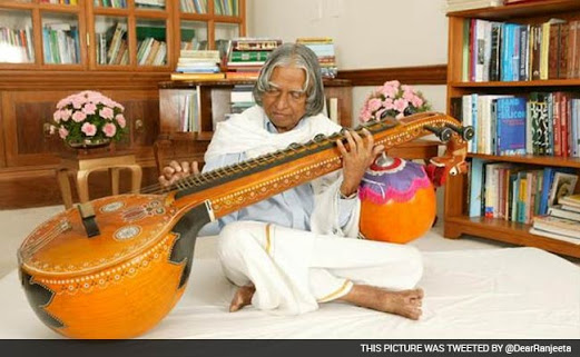 Dr. Kalam Rarely seen Picture