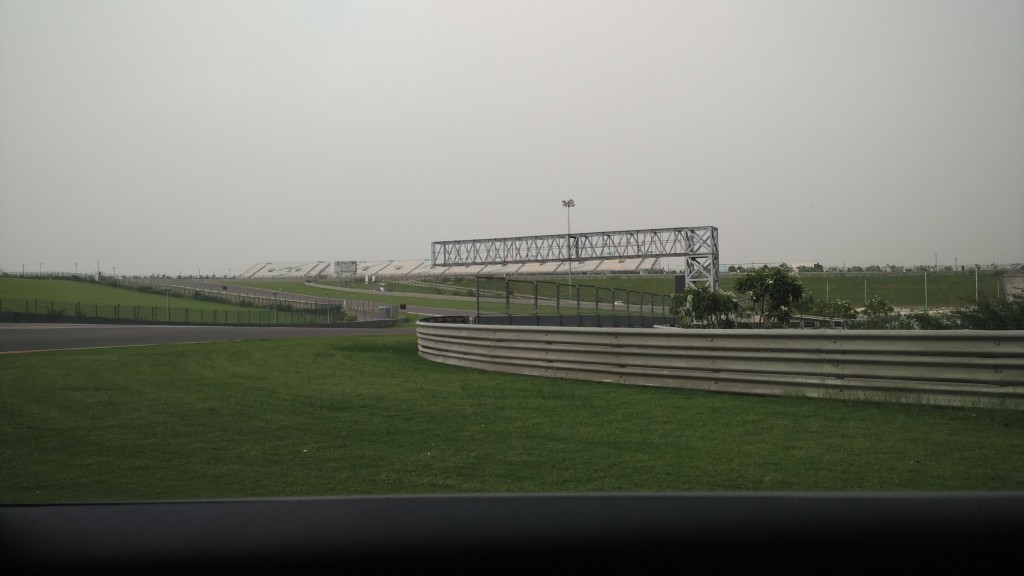 F1 Track Pic Greater Noida