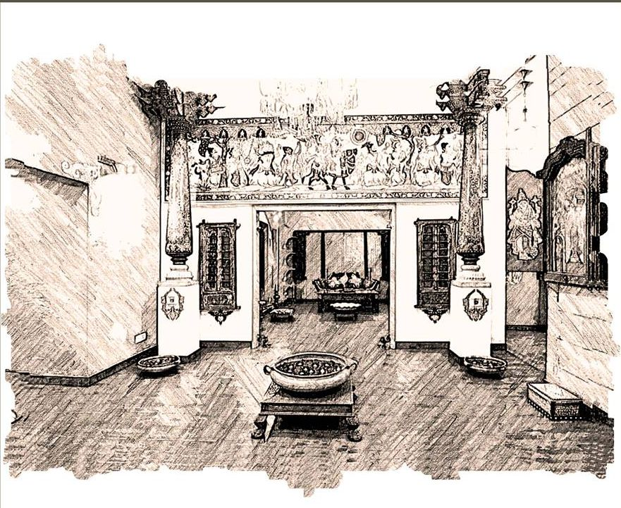 Sketch of the Store