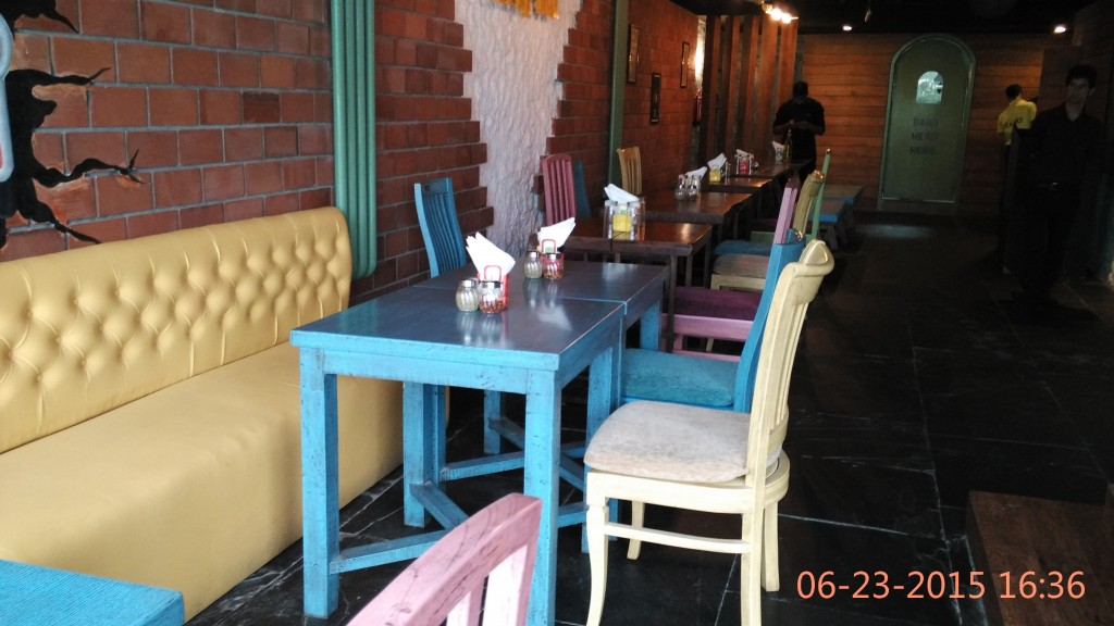 Theme Cafe Tafri Interiors