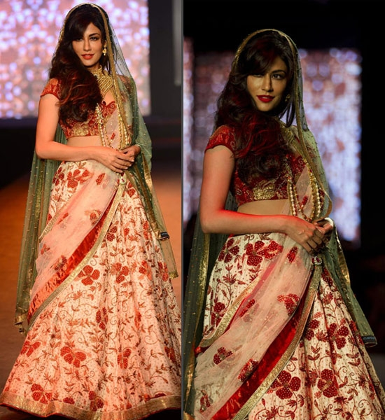 Chitrangada Singh for Debarun Mukherjee