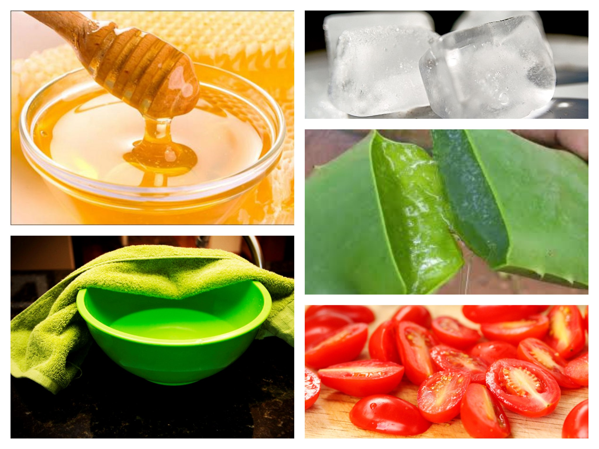 Home Remedies for Pimples Treatment