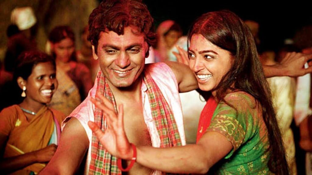 Manjhi - The Mountain Man Film scene