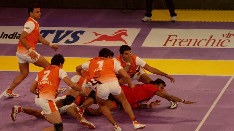 Pro Kabaddi Matche India