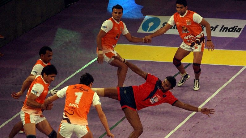Pro Kabaddi Matches India