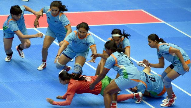 Women Kabaddi Match