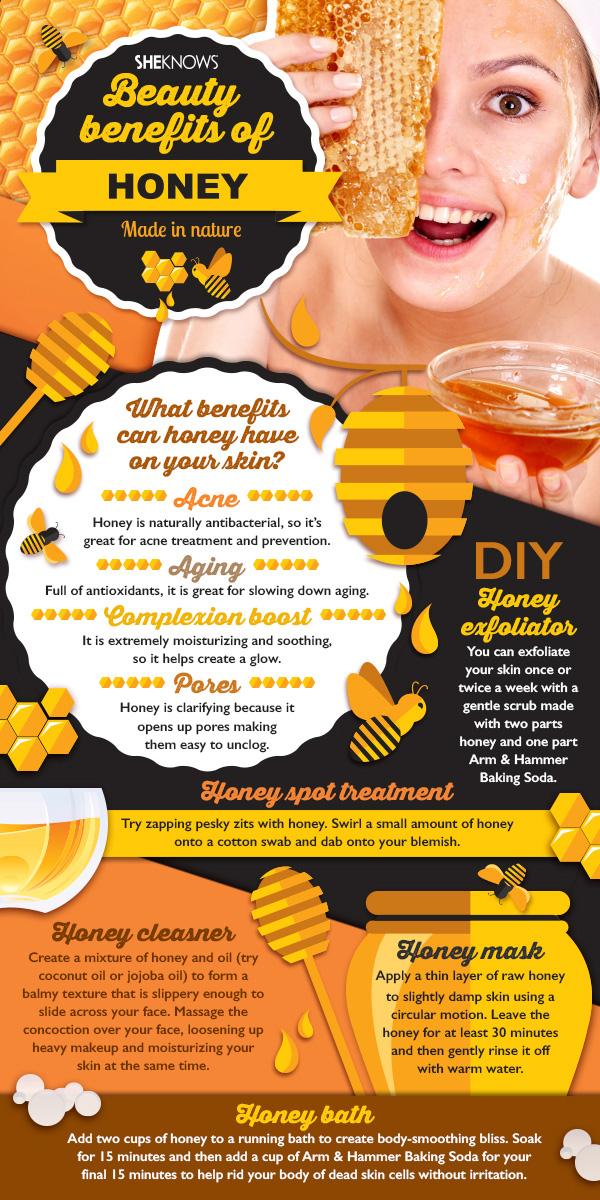 Skin Benefits Of Honey