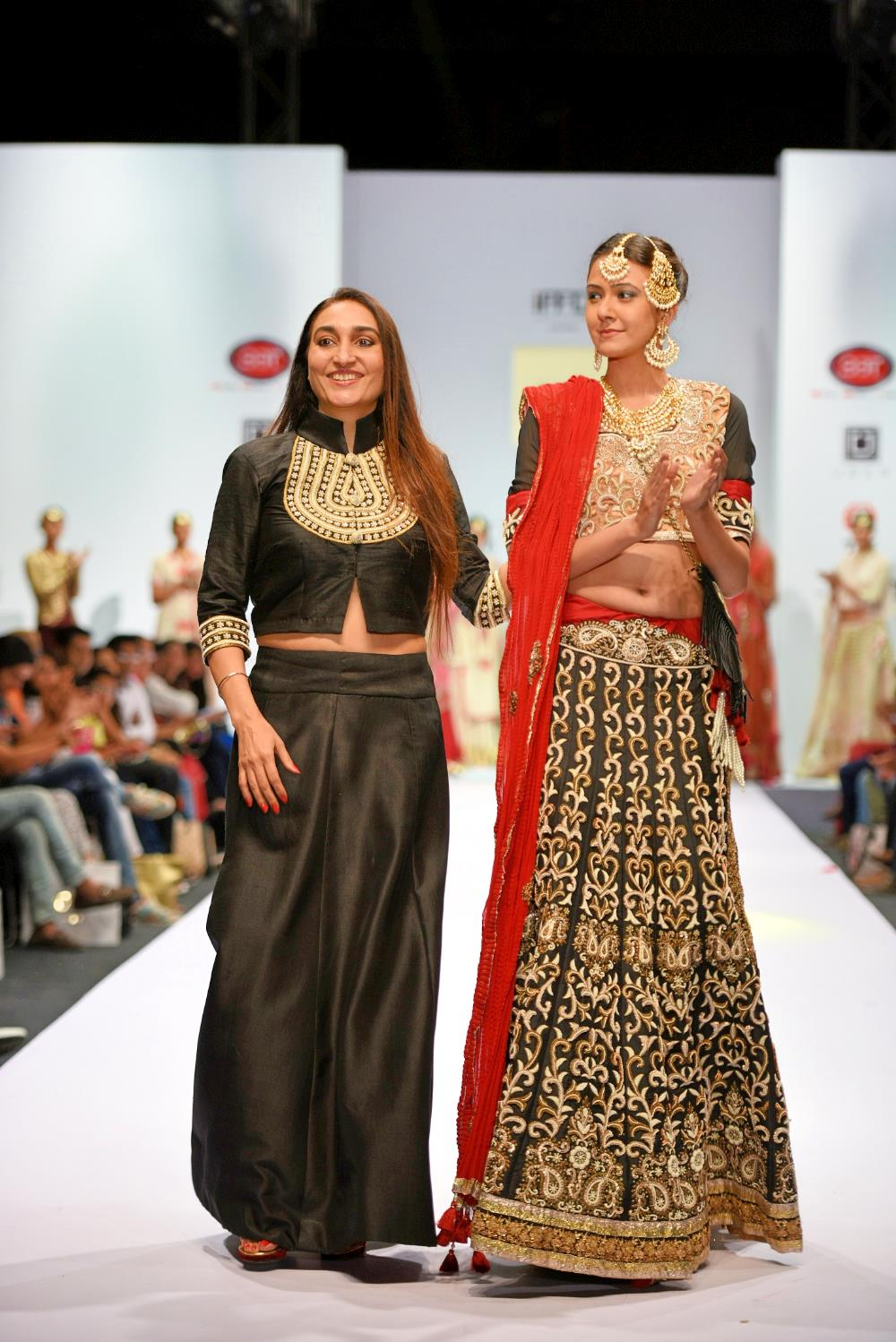 Biba kohli Collection at Runway