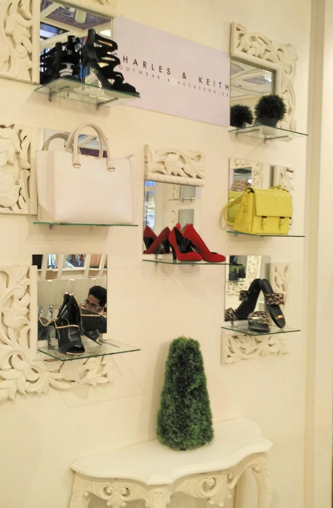 Charles & Keith at Shoes & Bag Festival