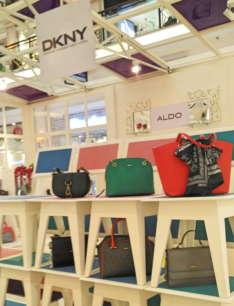 DKNY at Shoes and Bags Fest