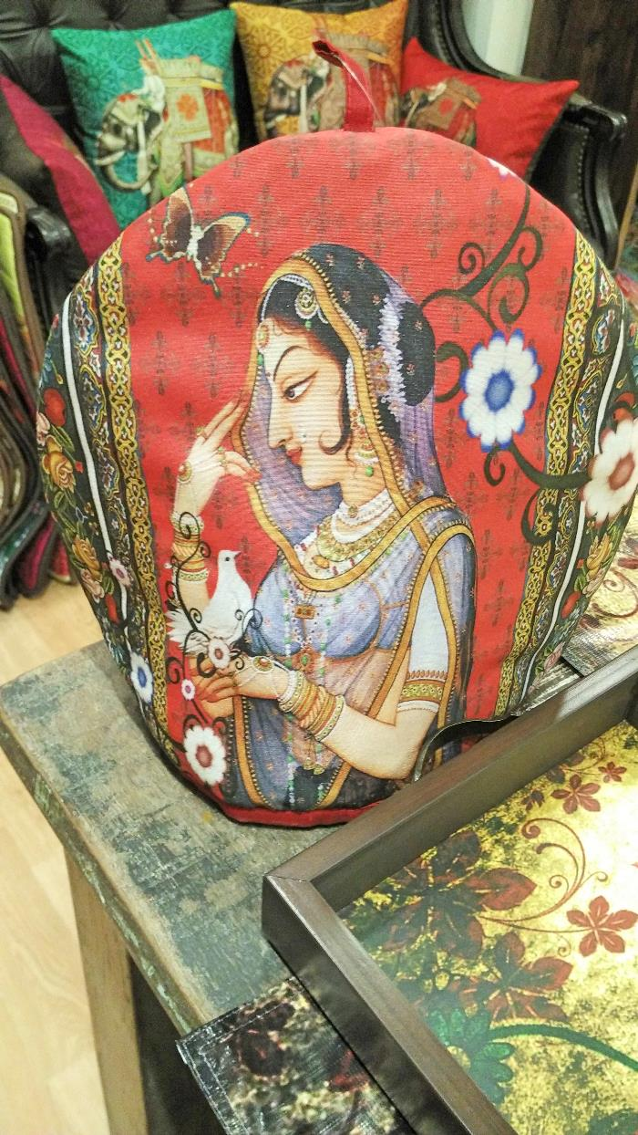 Desi Pop Printed Bags