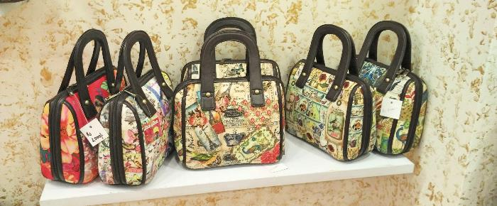 Desi Pop Printed bags to Buy