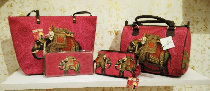 Desi Pop Rajasthani Prints Bags Collection